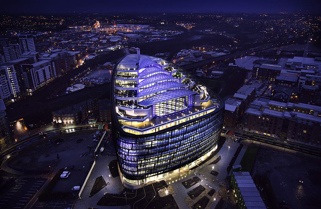 Office space in Manchester