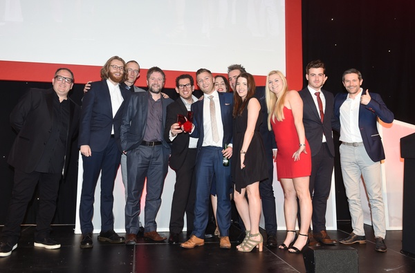 Return On Digital wins best PPC & SEO Agency at Prolific North Awards