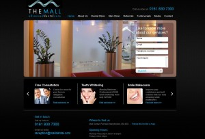 The Mall Dental New Website